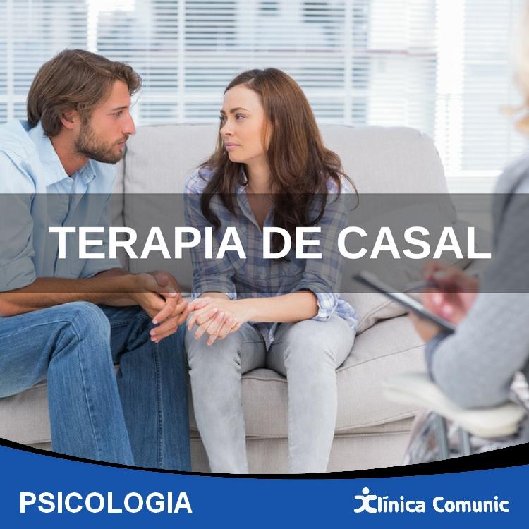 A TERAPIA DE CASAL
